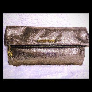 Victoria's Secret glitter clutch